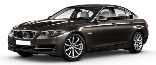 BMW 5 Series Pictures