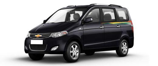 Chevrolet Enjoy Petrol LS 8 Seater