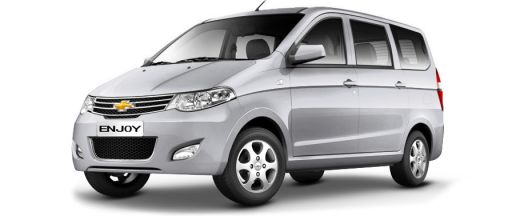 Chevrolet Enjoy Petrol LS 8 Seater