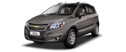 Chevrolet Sail Hatchback Pictures