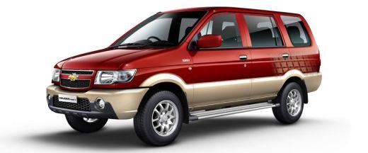 Chevrolet Tavera Pictures