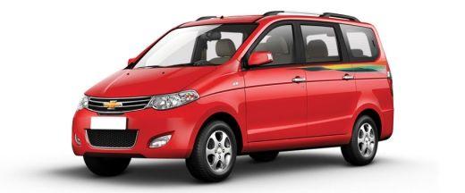 Chevrolet Enjoy TCDi LS 8 Seater