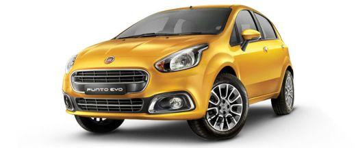 Fiat Punto EVO Pictures