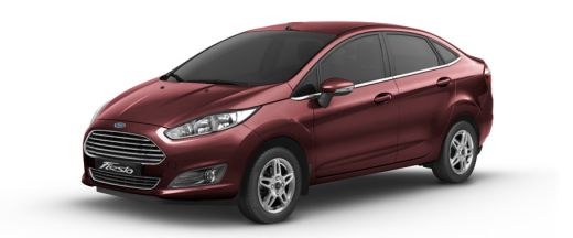 Ford Fiesta Pictures