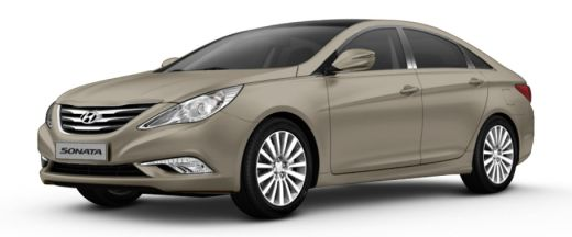 New Hyundai Sonata Pictures