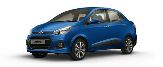 Hyundai Xcent Pictures