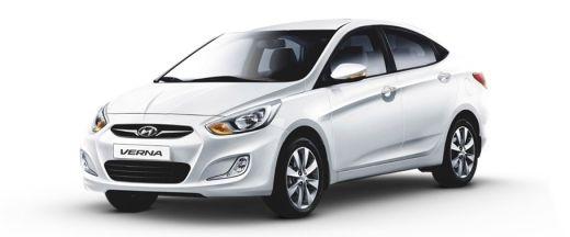 Hyundai Verna Fluidic Pictures