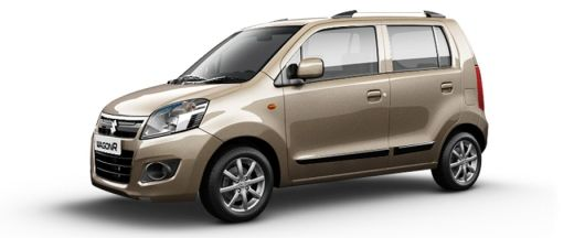 Maruti Wagon R Pictures