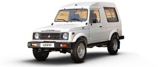 Maruti Gypsy Pictures