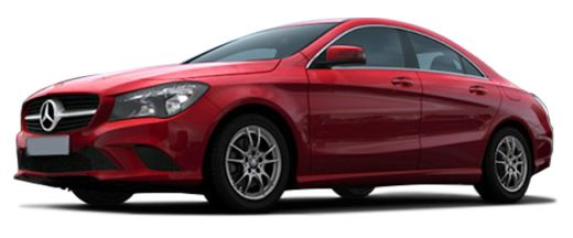 Mercedes-Benz CLA-Class Pictures