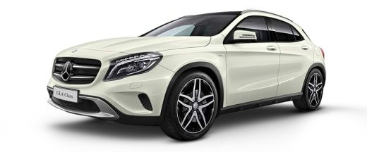 Mercedes Cheapest Model In India