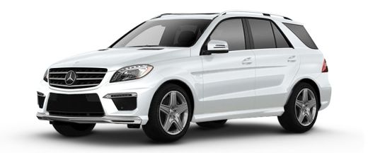 Mercedes Benz ML Class Pictures