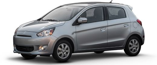 Mitsubishi Mirage Pictures