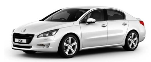 Peugeot 508 Pictures