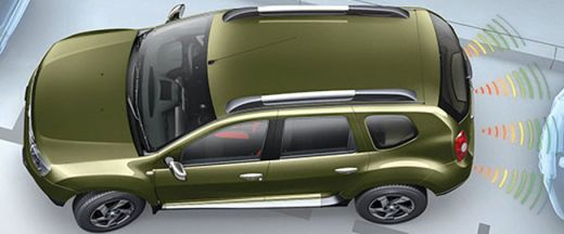 Renault Duster 2012-2015 4x4