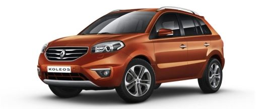 Renault Koleos Pictures