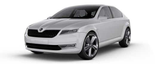 Skoda New Laura LandK 2.0 TDI CR AT