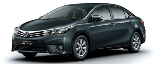 Toyota Corolla Altis Pictures