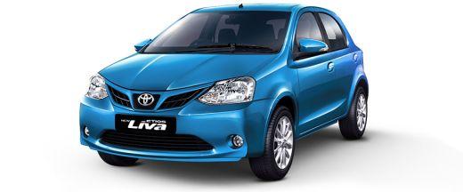 Toyota Etios Liva J