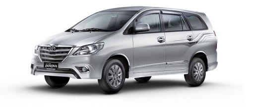Toyota Innova 2.5 EV Diesel PS W/O A/C 7 BSIII