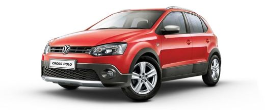Volkswagen Cross Polo Pictures