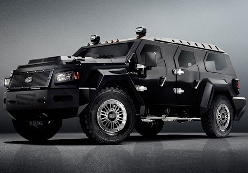 Conquest Evade SUV picture