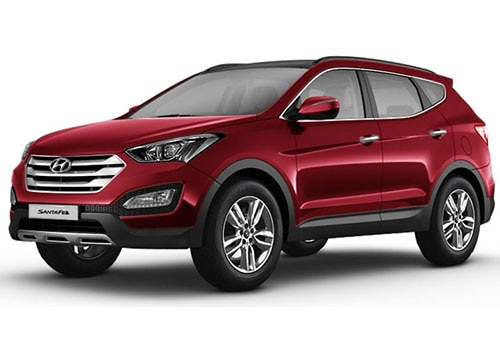 Hyundai Santa Fe Price In India Review Pics Specs