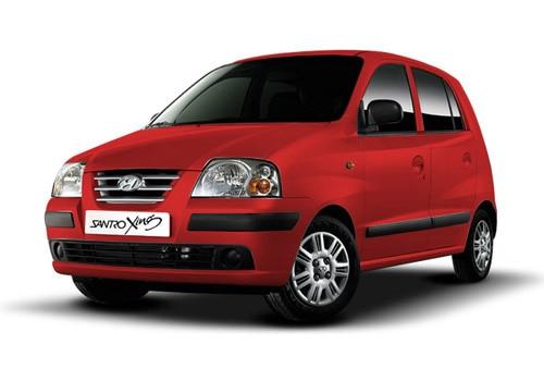 Hyundai Santro Image