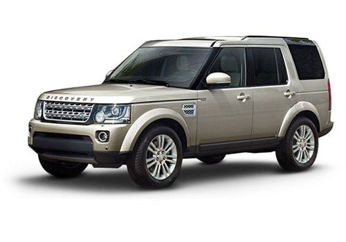 Land Rover Discovery 4 Price In India Review Pics Specs