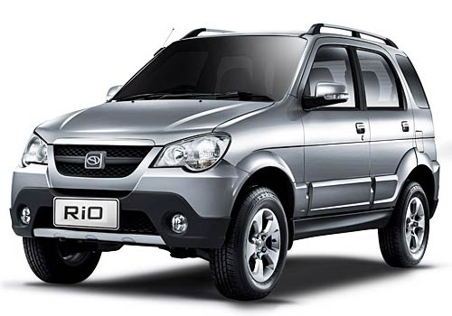 Premier Rio 2009-2011 GLX New Look picture