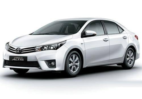 Toyota Corolla Altis Pictures See Interior Amp Exterior