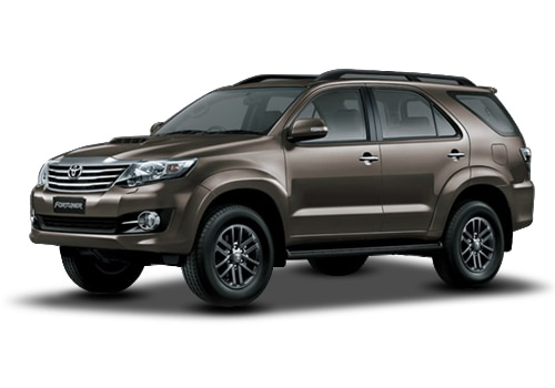 Toyota Fortuner 4x2 Manual picture