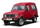 Maruti Gypsy King Hard Top MPI