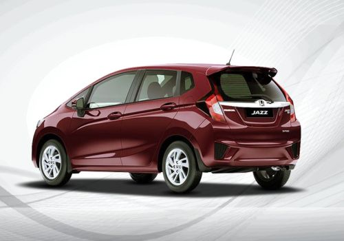 exclusive 2015 honda jazz to feature touchscreen infotainment system with navigation. Black Bedroom Furniture Sets. Home Design Ideas
