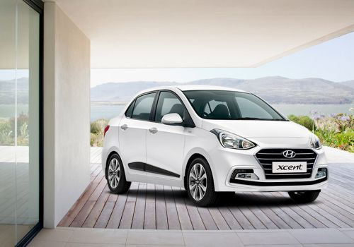 Hyundai xcent launched at rs 4 lakhs 66 thousand for Hyundai xcent exterior