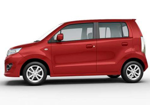 Maruti Wagon R Stingray