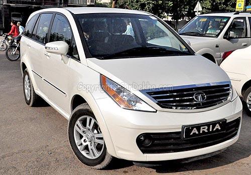 Automatic Tata Aria on the cards- 2014 Auto Expo ...