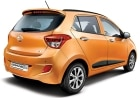 Hyundai Grand i10 Sportz Rear Angle View Pictures