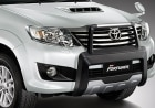 Toyota Fortuner 4x2 MT FY Grille View Pictures