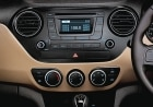 Hyundai Grand i10 Sportz Front AC Controls Pictures