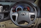 Toyota Fortuner 4x2 MT FY Steering Wheel Pictures