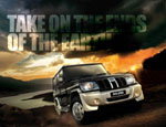 download Mahindra Bolero wallpapers