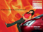 download Maruti Zen Estilo wallpapers
