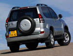 download Toyota prado wallpapers