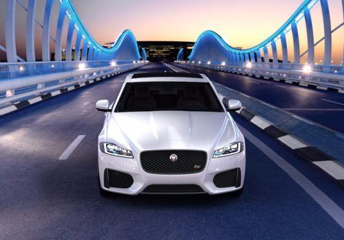 Jaguar F Pace Test Drive Review Business Car