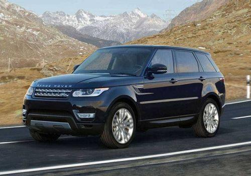 land rover considering petrol version of range rover sport in india. Black Bedroom Furniture Sets. Home Design Ideas
