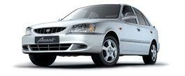 Hyundai Accent Tyres