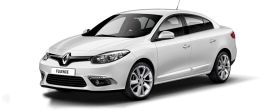 Renault Fluence Tyres
