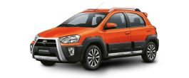 Toyota Etios Cross Tyres