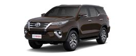 Toyota Fortuner Tyres